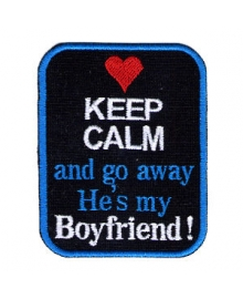 Keep Calm - He's my Boyfriend